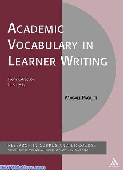 دانلود رایگان کتاب Academic Vocabulary in Learner Writing