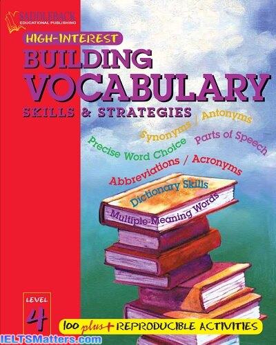 دانلود رایگان کتاب Building Vocabulary Skills and Strategies