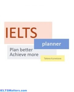 دانلود رایگان کتاب IELTS Planner Plan better - Achieve more