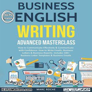 دانلود کتاب Business English Writing-Advanced Masterclass