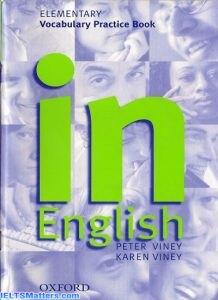 دانلود رایگان کتاب In English - Vocabulary Practice Book