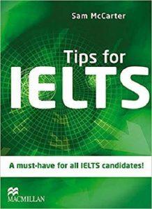 دانلود رایگان کتاب Tip for IELTS by Sam Mccarter
