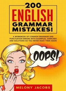 دانلود رایگان کتاب 200English Grammar Mistakes