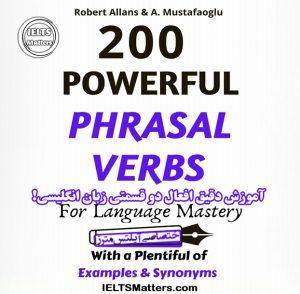دانلود کتاب 200Powerful Phrasal Verbs For Language Mastery