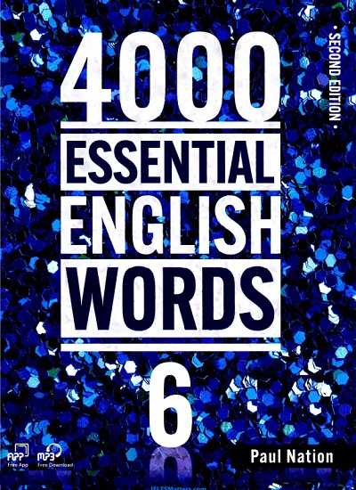 دانلود رایگان ویرایش دوم کتاب ششم مجموعه 4000 واژگان ضروری زبان انگلیسی