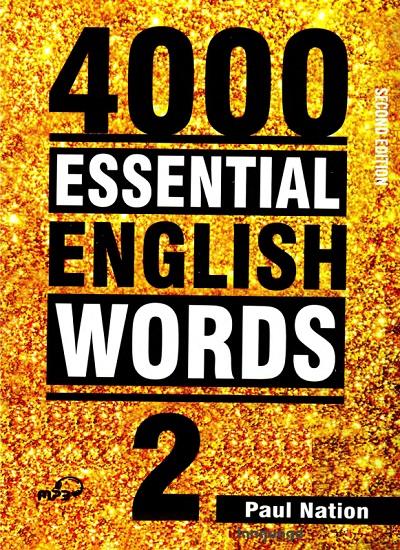 دانلود رایگان ویرایش دوم کتاب دوم مجموعه 4000 واژگان ضروری زبان انگلیسی
