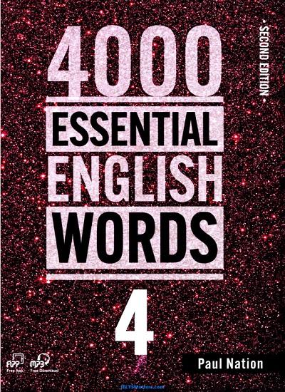 دانلود رایگان ویرایش دوم کتاب چهارم مجموعه 4000 واژگان ضروری زبان انگلیسی