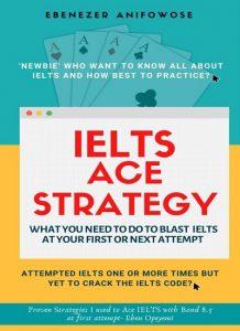دانلود رایگان کتاب IELTS Ace Strategy