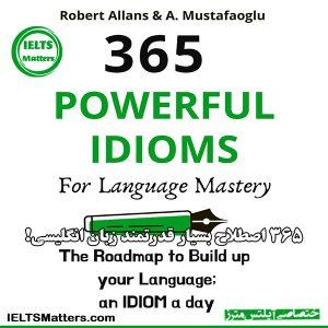دانلود کتاب 365Powerful Idioms For Language Mastery