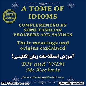 دانلود کتاب A TOME OF IDIOMS