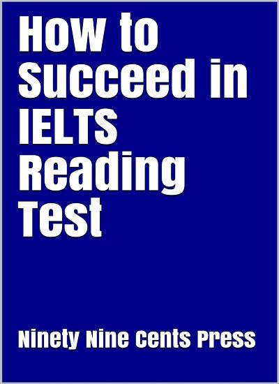 دانلود رایگان کتاب How to Succeed in IELTS Reading Test