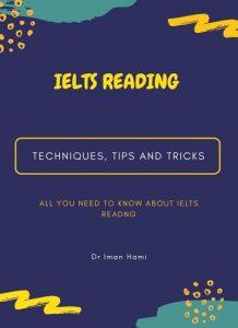 دانلود رایگان کتاب IELTS Reading Techniques, Tips and Tricks