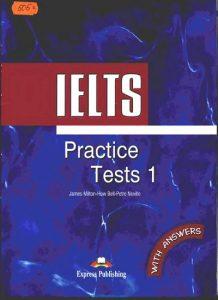 دانلود رایگان کتاب IELTS Practice Test 1