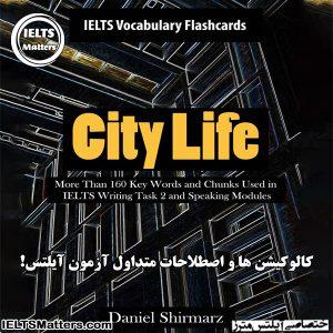 دانلود کتاب City Life More Than 160 Key Words and Chunks