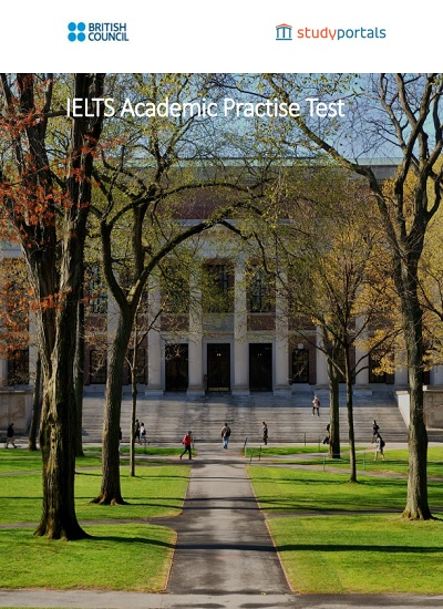 دانلودرایگان کتاب IELTS Academic Practice Test