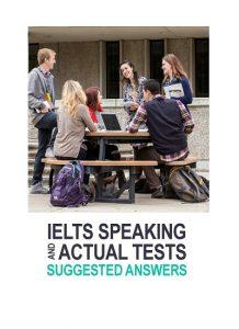 دانلود رایگان کتاب IELTS Speaking Actual Tests JUNE-AUGUST 2017