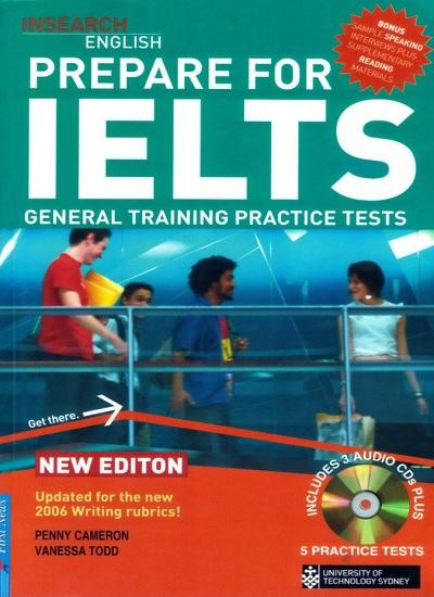 دانلود رایگان کتاب Prepare for IELTS