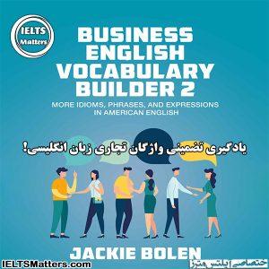 دانلود کتاب Business English Vocabulary Builder 2