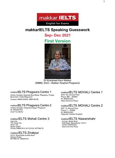دانلود رایگان کتاب MakkarIELTS Speaking_Sep_Dec 2021