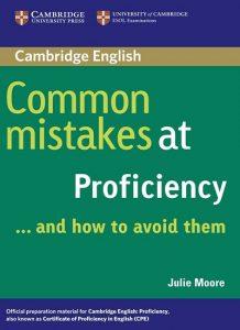 دانلود رایگان کتاب Common mistakes at proficiency