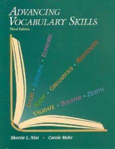 دانلود رایگان کتاب Advancing Vocabulary Skills