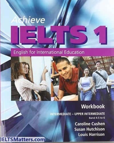 دانلود رایگان کتاب Achieve IELTS 1