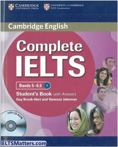 دانلود رایگان کتاب Complete IELTS Band 5 - 6.5