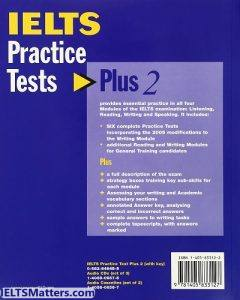 IELTS Practice Test Plus 2