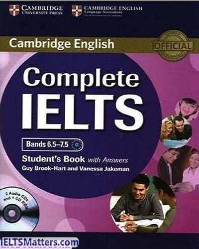 دانلود رایگان کتاب Complete IELTS Band 6.5-7.5
