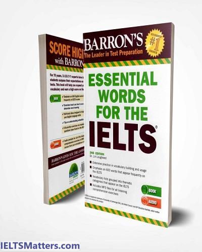 دانلود رایگان کتاب Essential Words for the IELTS