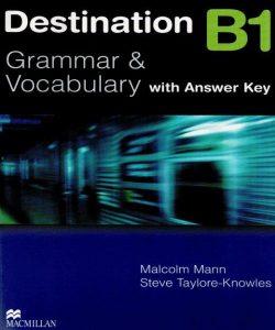 دانلود کتاب Destination B1 Grammar&Vocabulary