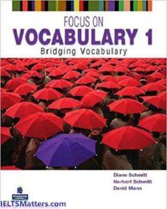 دانلود کتاب Focus on Vocabulary 1