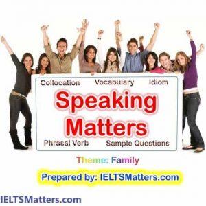 دانلود جزوه اسپیکینگ مترز-Speaking Matters Family