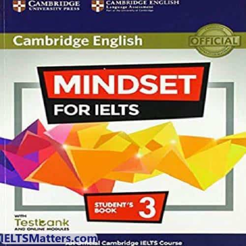 دانلود کتاب MINDSET for IELTS - Level 3 Student's book