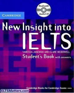 دانلود رایگان کتاب New Insight into IELTS