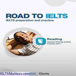 دانلود مجموعه Road to IELTS reading