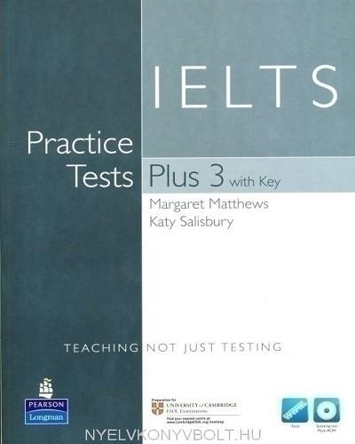 دانلود رایگان کتاب IELTS Practice Test Plus 3