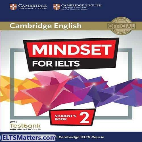 کتاب MINDSET for IELTS - Level 2 Student's book