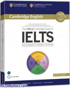 دانلود رایگان کتاب The Official Cambridge Guide to IELTS