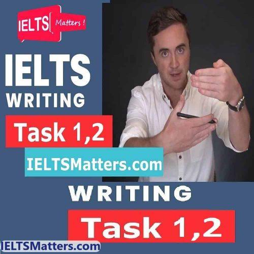 دانلود مجموعه ویدئو های Jay IELTS-Writing