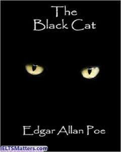 دانلود رایگان کتاب داستان The black cat