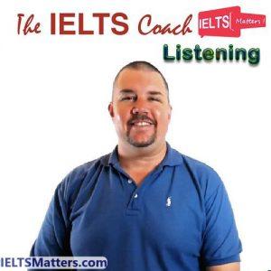دانلود مجموعه ویدیویی The IELTS Coach -Listening