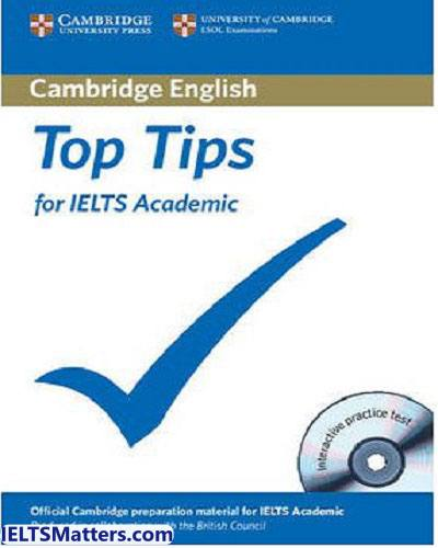 کتاب Top Tip for Ielts