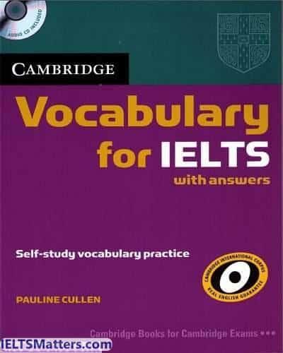 دانلود رایگان کتاب Vocabulary for IELTS
